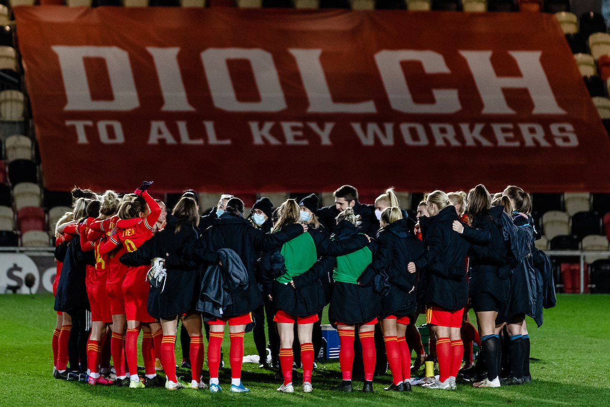 Cymru Women - 2020 The Year in Review