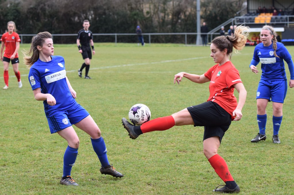 Cardiff City edge Capital neighbours to book Women's Cup Final place