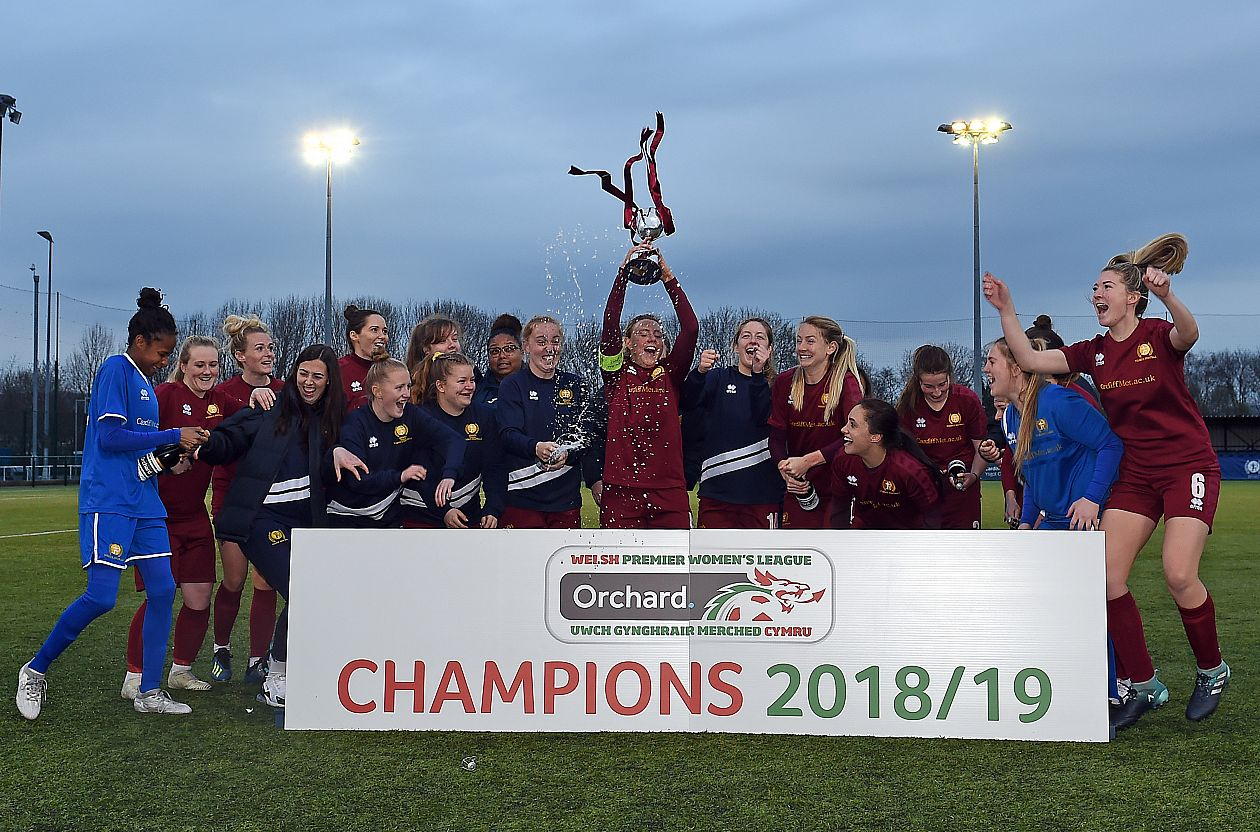 Mission Slovenia for Cardiff Met Women in UWCL