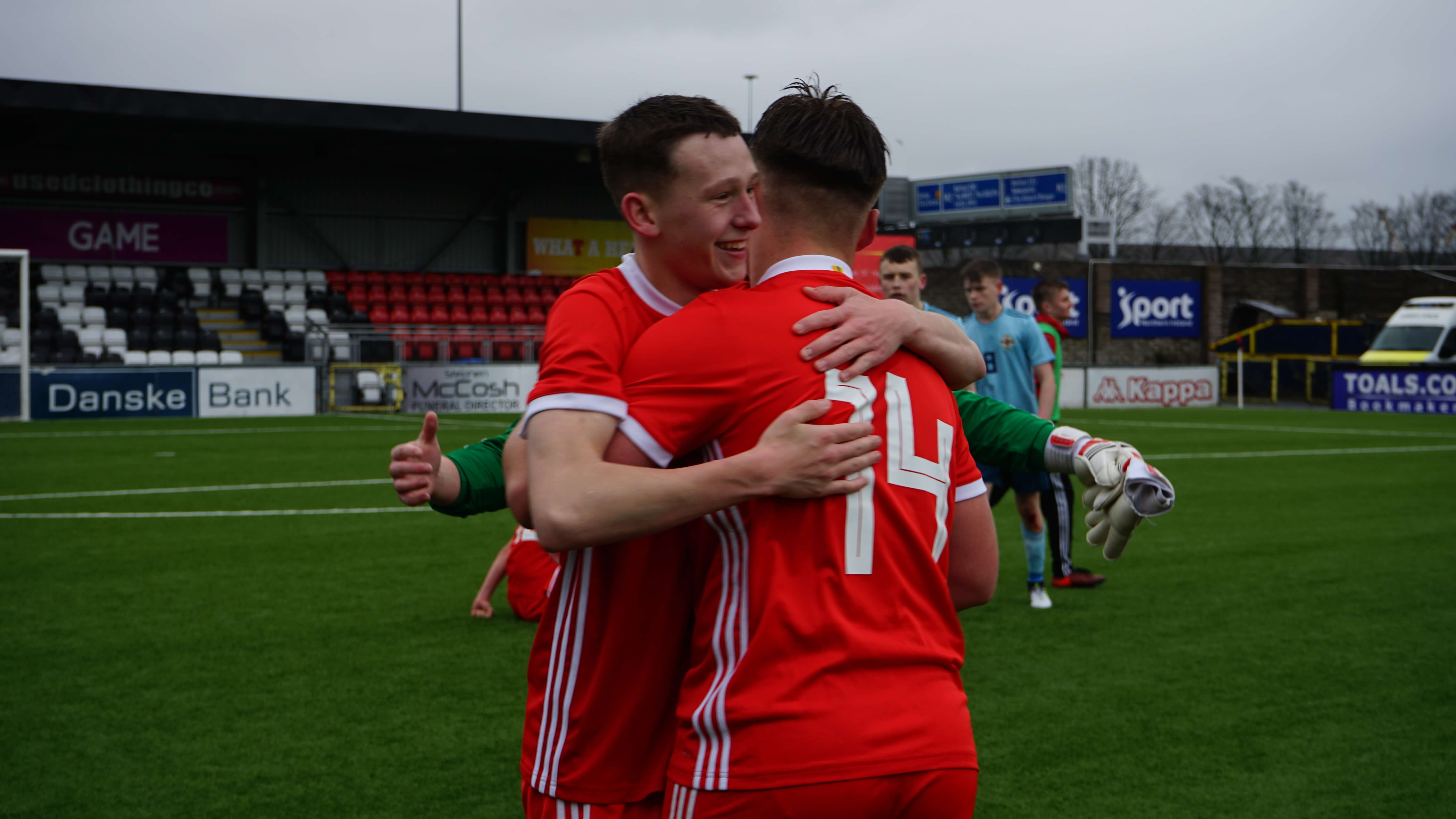 Wales Learning Disability finish second at Home Nations