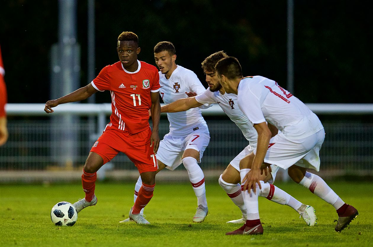 Victory for Portugal in U21 qualifier