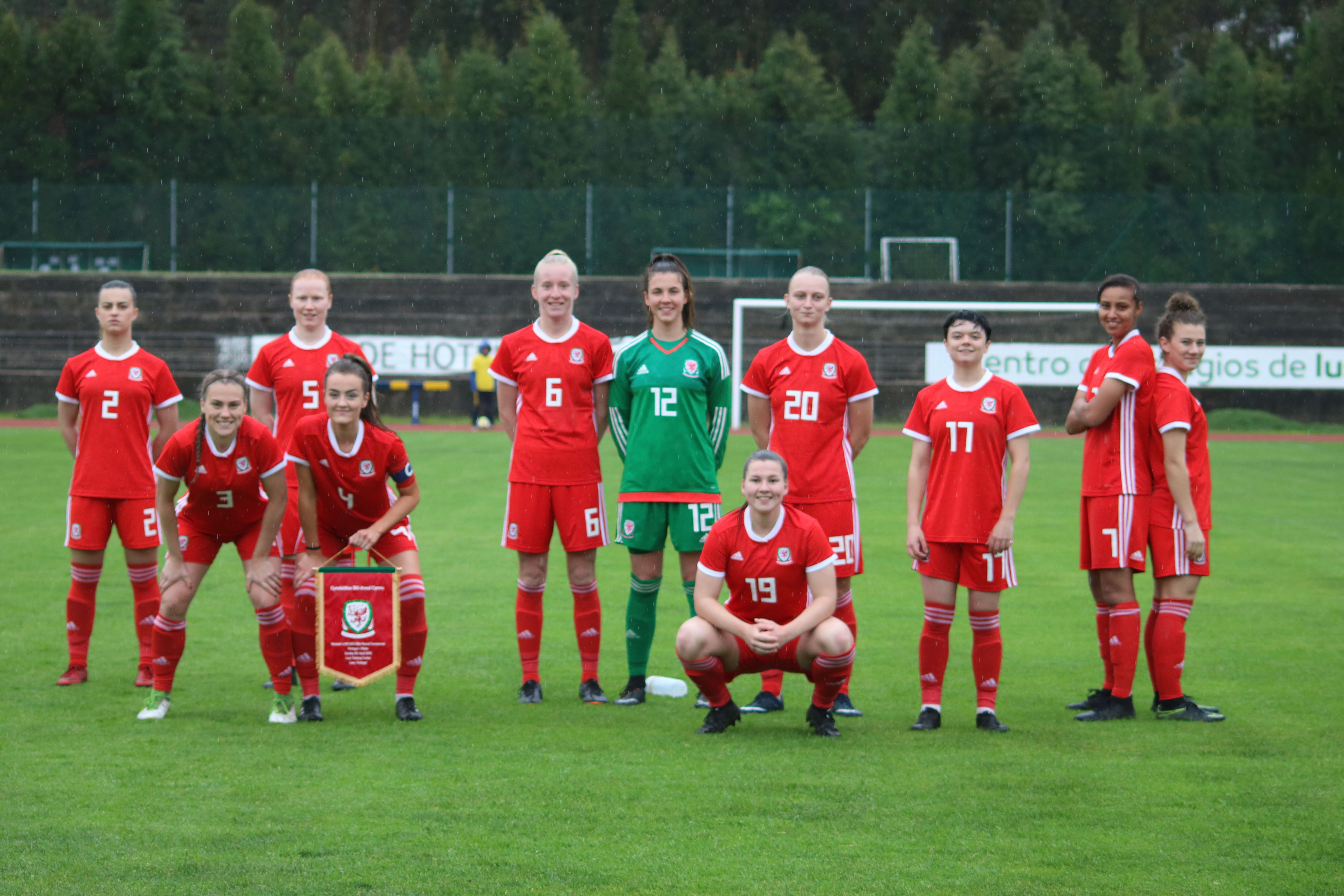 Wales U19 beat hosts Portugal in final Elite Round match