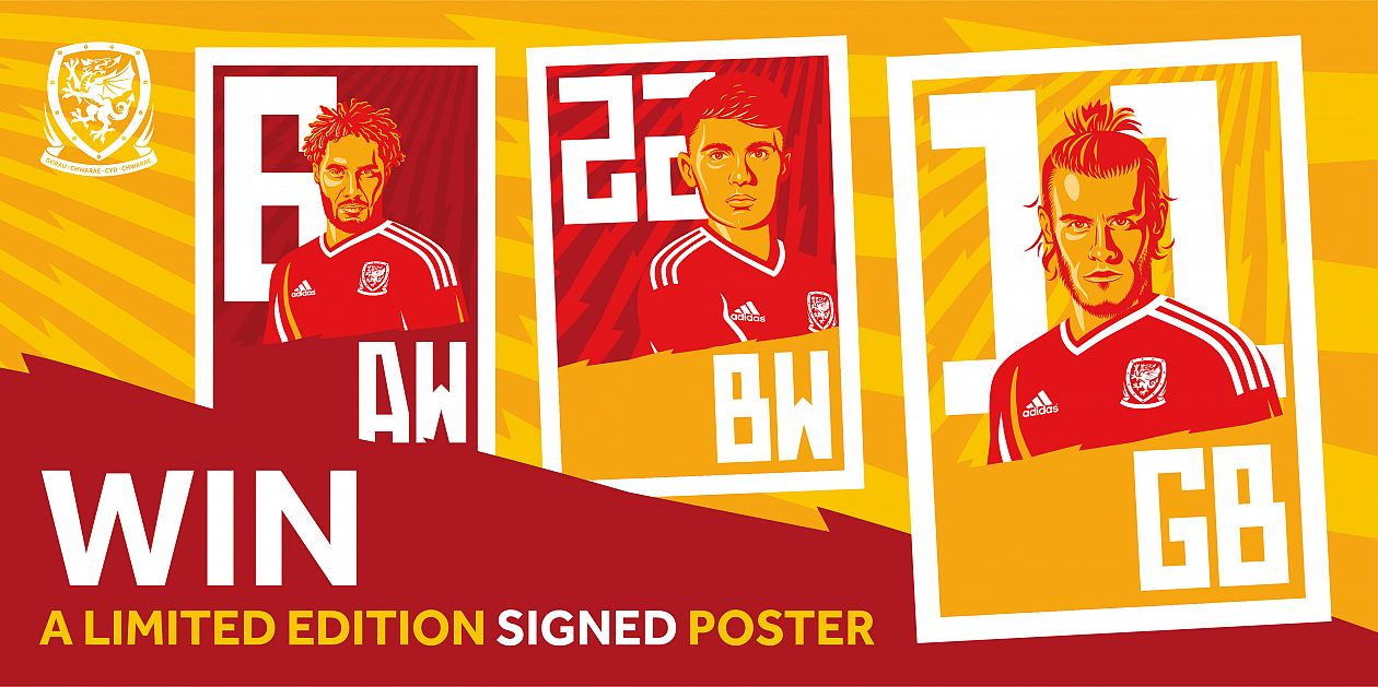Win a limited edition signed poster